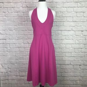Patagonia amaranth Morning Glory Dress